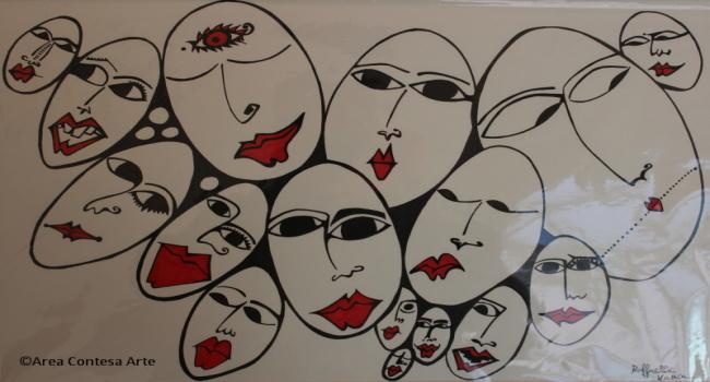 L'artista della settimana: Raffaella Manca